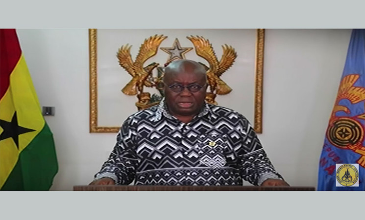 President Akuffo-Addo Addresses the Nation on the Ghana-US Military Co-Operation Agreement