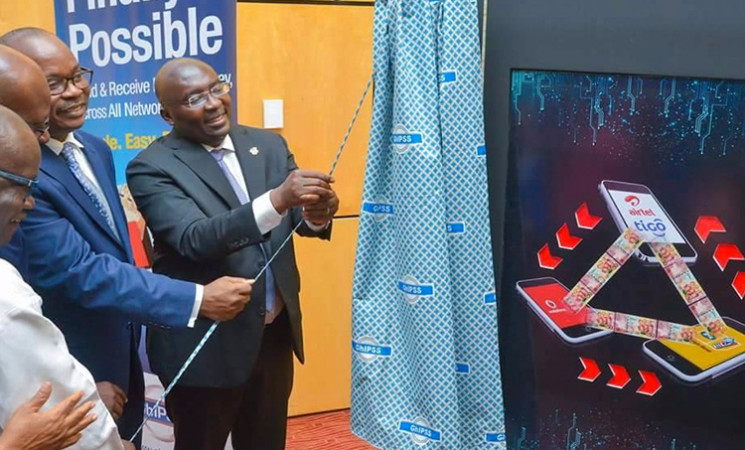 First Mobile Money Interoperability System in Ghana Launched