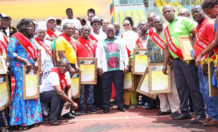 """""""Single Spine Pay Policy to Undergo Review"""" – President Akufo-Addo"""