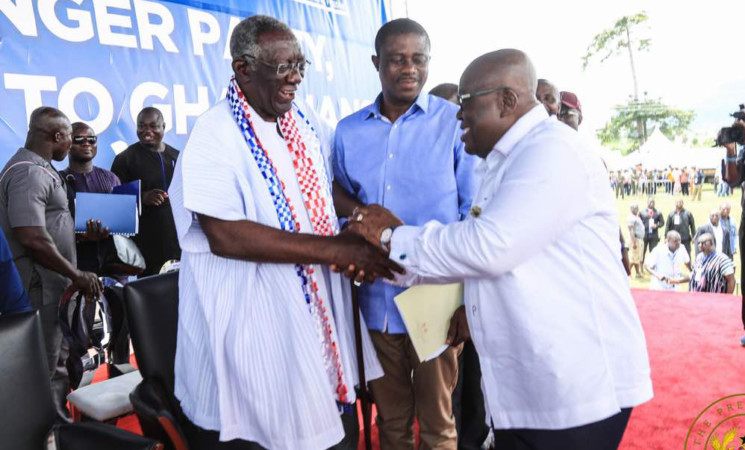 "Speech by Nana Addo Dankwa Akufo-Addo, at the NPP's Annual Delegates Conference, in Koforidua, on the Theme ""Building A Stronger Party, Delivering Prosperity For Ghanaians."""