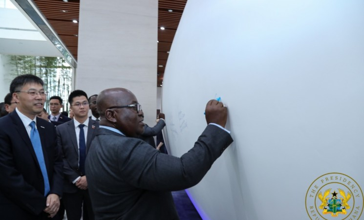 Chinese IT Giant, Inspur Group, To Establish West Africa Headquarters In Ghana