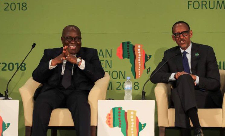 """8.36% Agricultural Growth In 2017 A Result of Prudent Policies"""" – President Akufo-Addo"""