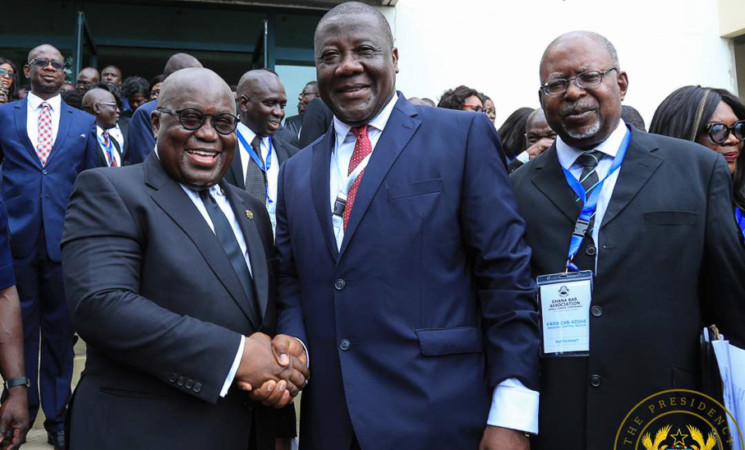 Collapse of Banks The Result of Acts of Lawlessness – President Akufo-Addo