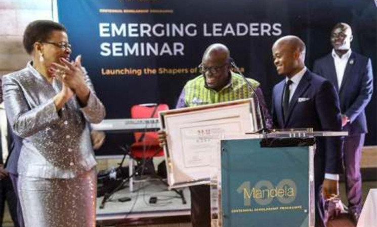 President Akufo-Addo Honoured In Rwanda For Free SHS