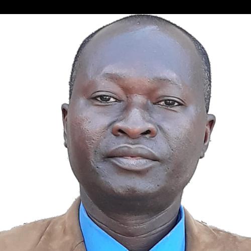 Michael Amoako- Financial Secretary
