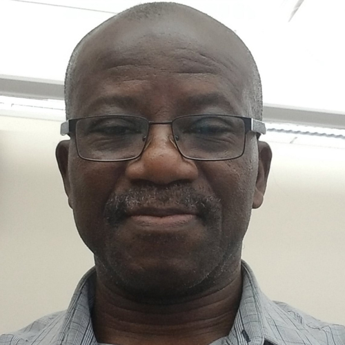 Richard Amoako – Secretary